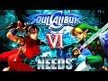 5 Things We NEED In Soul Calibur VI