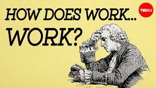 How does work...work? - Peter Bohacek