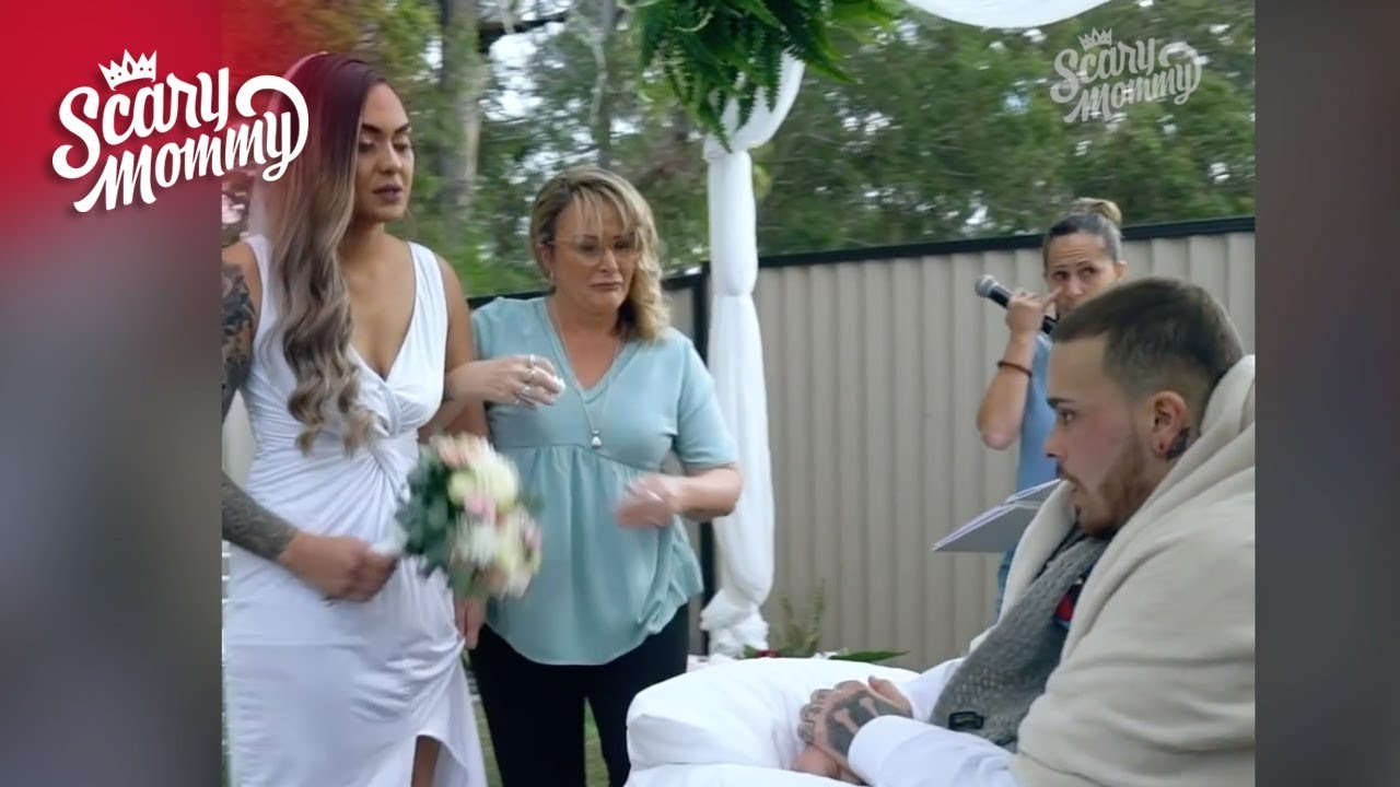 Woman Marries The Love Of Her Life Days Before He Dies Of A Brain Tumor