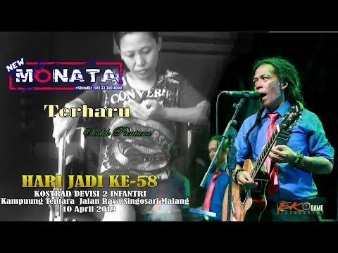 NEW MONATA - TERHARU ( SPECIAL ALM.YULIANI ISTRI CAK SODIK ) - SODIK PANTURA - JALUR JAGAD AUDIO