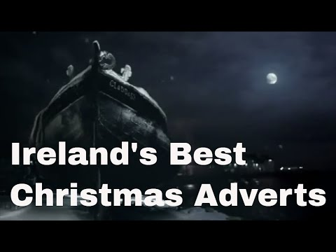 THE BEST IRISH CHRISTMAS AD'S OF ALL TIME