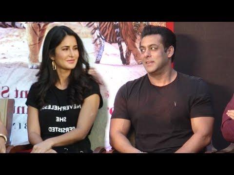 Salman Khan Katrina Kaif's CUTE Moments At Tiger Zinda Hai Promotions Will Prove Thy'll MARRY Soon