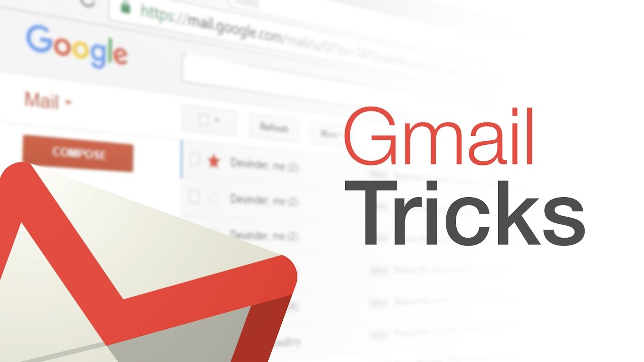 10 Cool Gmail Tricks You Did Not Know About - YouTube