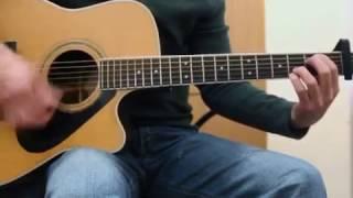 My Girl - Dylan Scott - Guitar Lesson