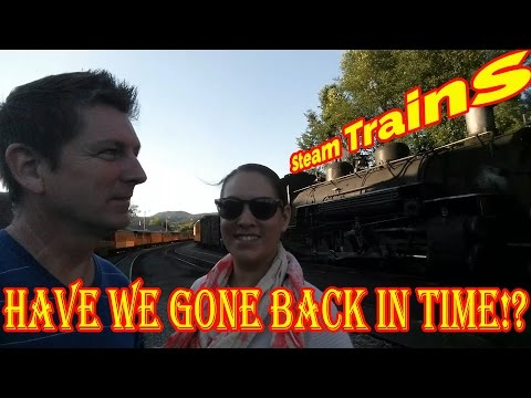 RV Living: Steam Trains in New Mexico & Colorado | VLOG 042