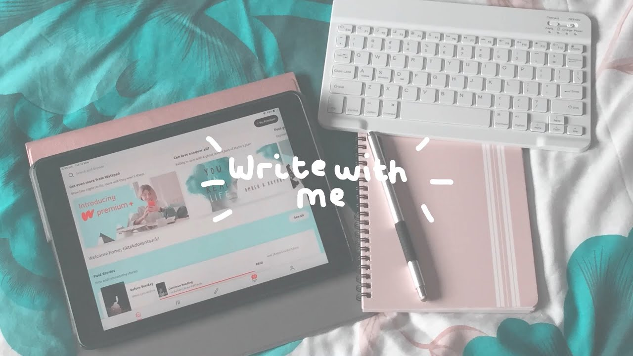 WRITE WITH ME  How i construct chapters as a Wattpad Fanfiction