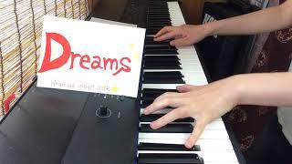 Dreams/HIGH and MIGHTY COLOR(piano) アニメ「DARKER THAN BLACK -黒の...