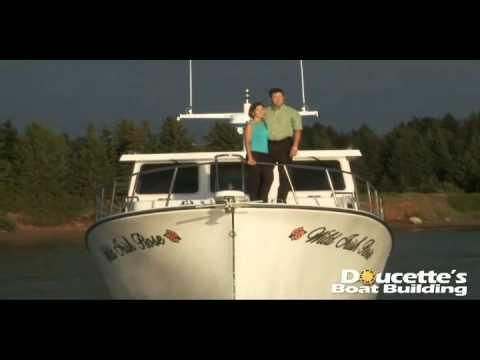 50' North Island 45 Luxury Pleasure Boat for Sale in PEI