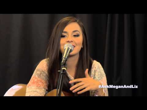 Megan and Liz Interview at Kiss 108 Boston