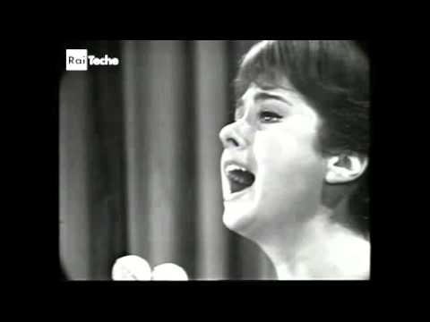 1966   FESTIVAL DI SANREMO Gigliola Cinquetti   Dio, come ti amo
