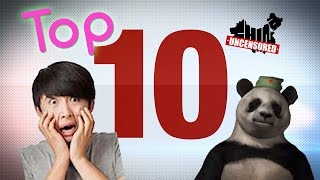 Top 10 Craziest Stories From China in 2014 | China Uncensored