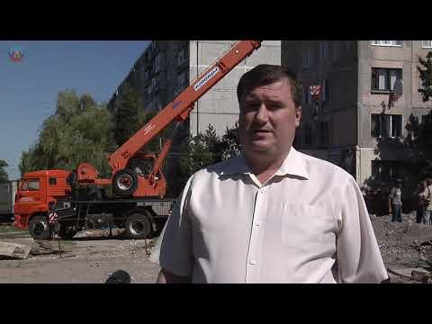 lgikvideo: Замена аварийных участков теплотрасс