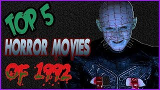 Christian's Top Five Horror Movies of 1992