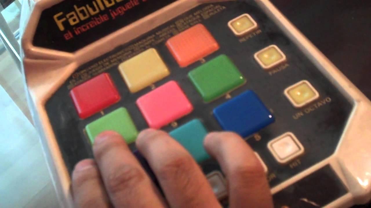 Fabuloso Fred El Increible Juguete Electronico Youtube