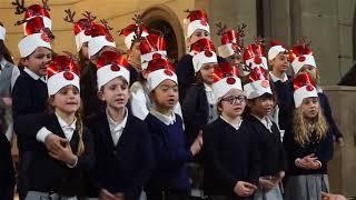 Cantata de Nadal - 3r d'Educació Primària - 19 de desembre de 2017