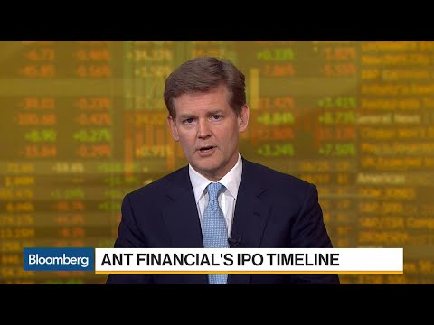 Ant Financial's Feagin on MoneyGram, IPO, Expansion Plans