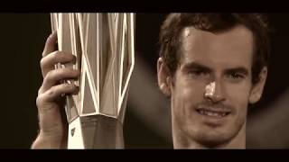 Andy Murray Number One motivation