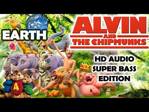 EARTH (Alvin And Chipmunks HD COVER) - Lil Dicky - NO ROBOTIC VOICES
