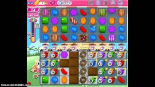 Candy Crush Saga Level 334 - 3 Stars - No Boosters