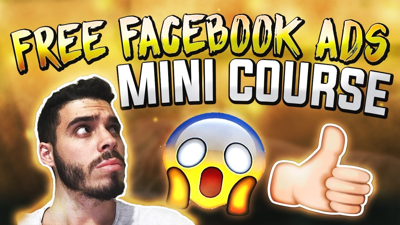 FREE Facebook Ads Agency Mini Course For You Guys!