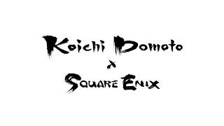 KOICHI DOMOTO × SQUARE ENIX 堂本光一6年ぶりとなるソロアルバム「PLAYFUL」よりSQUARE ENIXとのコラボレーションにより制作されたV Short Movieが完成。