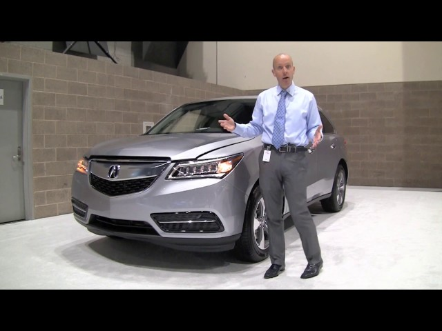 2016 acura mdx acurawatch plus review - The Fast Lane's 2016 Acura MDX review