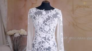 Как шьются свадебные платья? Весь процесс от эскиза до  готового платья