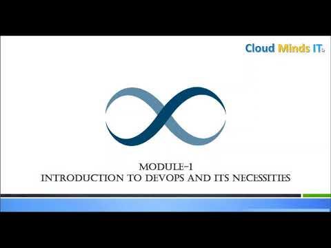 CloudMinds IT Trainings -DevOps