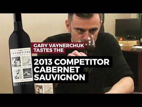 Gary Vaynerchuk Tastes The 2013 Competitor Cabernet Sauvignon