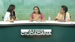 Morena Herrera y América Romualdo en Agenda Ciudadana