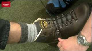 An expert boot-fitting service - Cotswold Outdoor