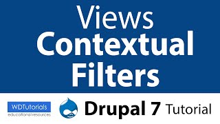 Views : Contextual Filters (Drupal Tutorial)(, 2015-04-05T13:06:23.000Z)