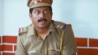 Singampuli-Bhagavathy Perumal Blames Appukutty - Naalu Policeum Nalla Irundha Oorum Scene