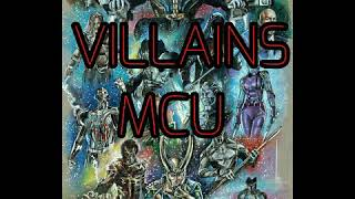 Marvel Cinematic Universe Villians/ Francesco Civil War 27