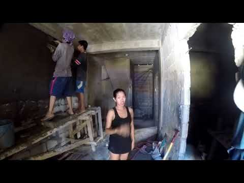 House Build Update Naga City Philippines Vlog 331