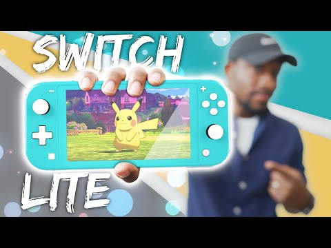 The Nintendo Switch Lite is FINALLY Official!