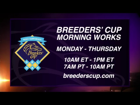 LIVE Breakfast at the Breeders' Cup with HRRN