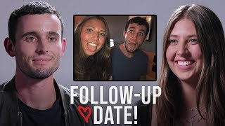 Follow-Up Date! Olivia & Michael Went Out for Sushi 🍣 | Tell My Story, Blind Date