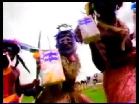 Yogho Yogho reclame (Rare kwast) uit de jaren 90 (Nederlands)