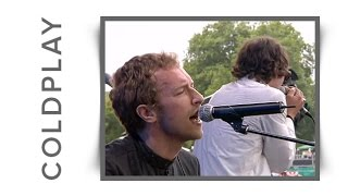 COLDPLAY & RICHARD ASHCROFT - BITTERSWEET SYMPHONY (Live at Live 8, 2005)