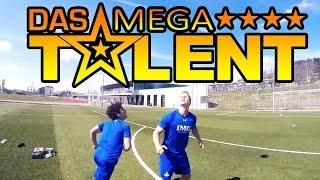 WIE GEHT DAS :O !!! - Das Mega Talent #26