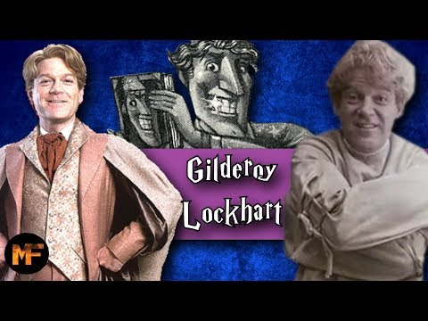 The Life of Gilderoy Lockhart: The Fall of a Celebrity (Harry Potter Explained)