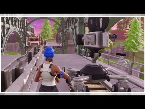 Fortnite Camera Locations: Where To Dance In Front Of Different Film Camera Locations Explained