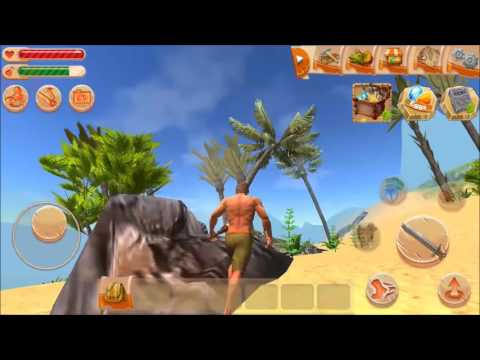 ►#2 ARK GAME ON MOBILE!! The Ark of Craft: Dinosaurs Survival Island (Android Gameplay) Episode 2