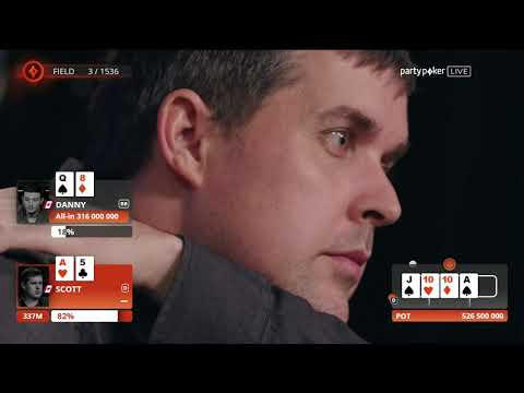 The Most Bizarre Hand Of Poker! | Montreal Open | MILLIONS North America 2019