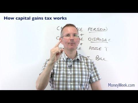 How capital gains tax works - MoneyWeek Investment Tutorials