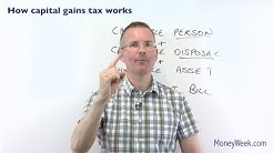 How capital gains tax works - MoneyWeek Investment Tutorials