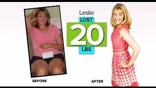 Leslie | Miracle Miles Testimonial - Walk at Home