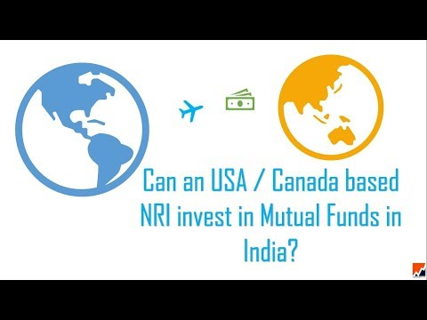 Mutual Fund Options For US / Canada NRIs