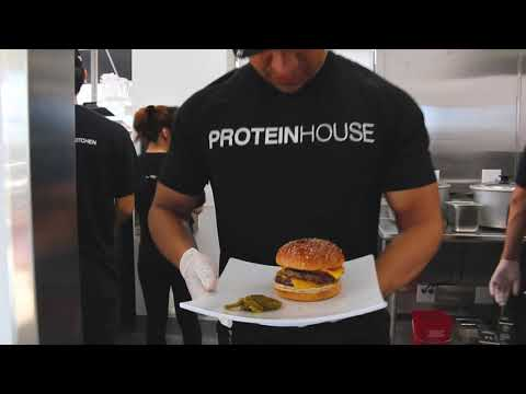 Protein House California Training Day
